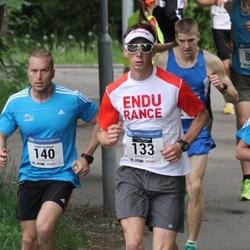 Helsinki Half Marathon - Darby Thomas (133), Daniel Crafford (140)