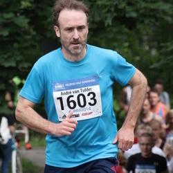 Helsinki Half Marathon - André Van Tulder (1603)