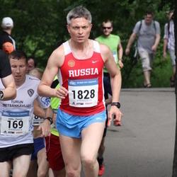 Helsinki Half Marathon - Sergei Nikolaev (1828)
