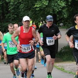 Helsinki Half Marathon - Fredrik Karlsson (526), Roberto Carlos Medeiros Lima (879), Janne Mela (884), Heikki Vesalainen (1635)