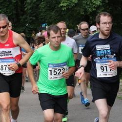 Helsinki Half Marathon - Roberto Carlos Medeiros Lima (879), Gary Morrison (917), Kristian Torkkel (1522)