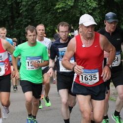 Helsinki Half Marathon - Roberto Carlos Medeiros Lima (879), Kristian Torkkel (1522), Heikki Vesalainen (1635)