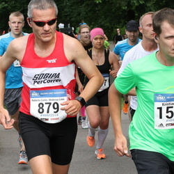 Helsinki Half Marathon - Roberto Carlos Medeiros Lima (879), Kristian Torkkel (1522)