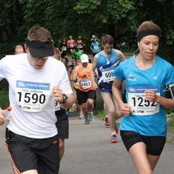 Helsinki Half Marathon - Tatja Ronimus (1252), Henri Valkonen (1590)