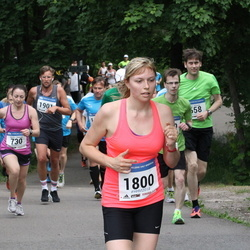 Helsinki Half Marathon - Julia Lappalainen (1800)