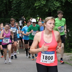Helsinki Half Marathon - Natella Lalayants (730), Julia Lappalainen (1800)