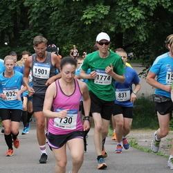 Helsinki Half Marathon - Anu Koskenkorva (632), Natella Lalayants (730), Antti Jylhä-Ollila (1774), Olli Laaksonen (1901)