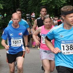Helsinki Half Marathon - Mika Nylander (1017), Tapio Sippola (1383)