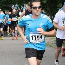 Helsinki Half Marathon - Fernando Ramirez (1194), Kyösti Väkeväinen (1719)