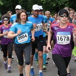 Helsinki Half Marathon - Tarja Virolainen (1678), Eliisa Mäkelä (2004)