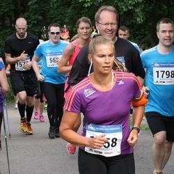 Helsinki Half Marathon - Marcus Viitamäki (1661), Jaakko Lankila (1798)