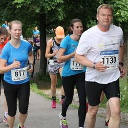 Helsinki Half Marathon - Tiia Luoma (817), Panu Pikkusaari (1130), Alma Juls (1772)