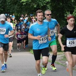 Helsinki Half Marathon - Eerika Isometsä (426), Kari Nurminen (1003), Jussi Syväjärvi (1458)