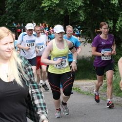 Helsinki Half Marathon - Marketta Viljakainen (1667)