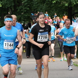 Helsinki Half Marathon - Jarno Portti (1144), Katariina Väinämö (1716)
