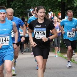 Helsinki Half Marathon - Jarno Portti (1144), Tero Wester (1639), Katariina Väinämö (1716)