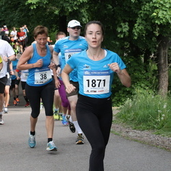 Helsinki Half Marathon - Johanna Ailio (38), Harry Hyttinen (379), Kati Tammi (1871)