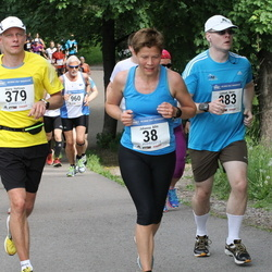 Helsinki Half Marathon - Johanna Ailio (38), Harry Hyttinen (379), Lennart Meier (883)