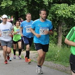 Helsinki Half Marathon - Mika Seppänen (1355), Mathias Lindqvist (1811)