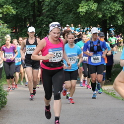 Helsinki Half Marathon - Sanni Vihriälä (1652)