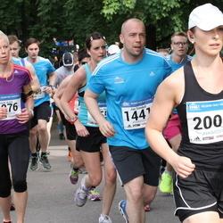 Helsinki Half Marathon - Jan Sundell (1441), Kaisa Kirjola (2005)