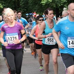 Helsinki Half Marathon - Juliana Nel (955), Heidi Ruuth (1276), Jan Sundell (1441)