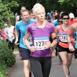 Helsinki Half Marathon - Juliana Nel (955), Heidi Ruuth (1276)