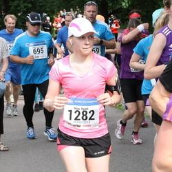 Helsinki Half Marathon - Ilona Ryödi (1282)