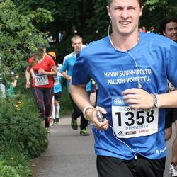 Helsinki Half Marathon - Conor Shaw (1358)