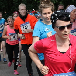 Helsinki Half Marathon - Patrik Behm (107), Heikki Sillanpää (1367)
