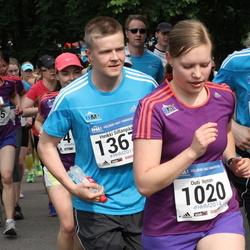 Helsinki Half Marathon - Outi Nyman (1020)