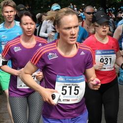 Helsinki Half Marathon - Leena Karhu (515), Meri Korhonen (620), Pia Mykkänen (931)
