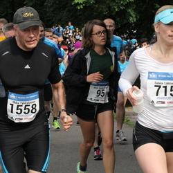 Helsinki Half Marathon - Anne-Sophie Arzel (95), Ilkka Tykkyläinen (1558)