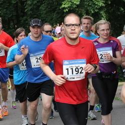 Helsinki Half Marathon - Jukka Rajala (1192)