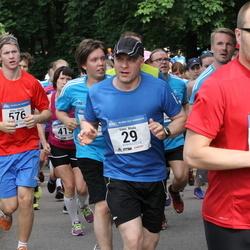 Helsinki Half Marathon - Sami Ahola (29), Aleksi Kivelä (576), Jukka Rajala (1192)