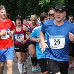 Helsinki Half Marathon - Sami Ahola (29), Aleksi Kivelä (576)