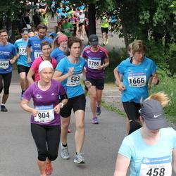 Helsinki Half Marathon - Gudrun Klose (583), Pauliina Miettola (904), Tuija Vikman (1666), Wilhelm Von Nandelstadh (1699), Janna Kivimäki (1786)