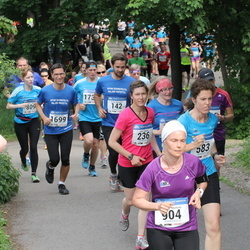 Helsinki Half Marathon - Tomas Dahlström (142), Sini Halme (236), Gudrun Klose (583), Pauliina Miettola (904), Wilhelm Von Nandelstadh (1699)