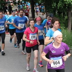 Helsinki Half Marathon - Tomas Dahlström (142), Sini Halme (236), Pauliina Miettola (904), Wilhelm Von Nandelstadh (1699)