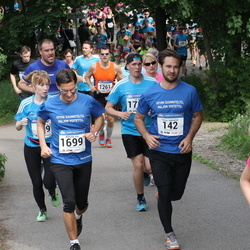 Helsinki Half Marathon - Tomas Dahlström (142), Wilhelm Von Nandelstadh (1699)