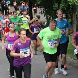Helsinki Half Marathon - Katri Kulju (662), Harry Santamäki (1329)