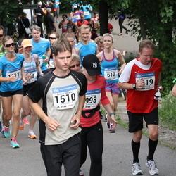 Helsinki Half Marathon - Petteri Toivanen (1510), Paavo Tomminen (1519)