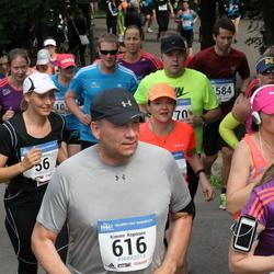 Helsinki Half Marathon - Elina Alatupa (56), Kimmo Koponen (616)