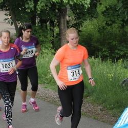 Helsinki Half Marathon - Kaisu Hienonen (314), Catarina Moura (918), Jenni Ojasalo-Rinkinen (1031)