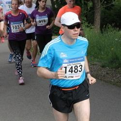 Helsinki Half Marathon - Jenni Ojasalo-Rinkinen (1031), Juha Tamminen (1483), Helka Vasarainen (1616)