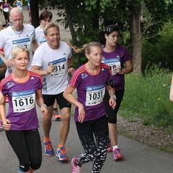 Helsinki Half Marathon - Jenni Ojasalo-Rinkinen (1031), Helka Vasarainen (1616)