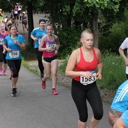 Helsinki Half Marathon - Lauri Heinonen (282), Kati Huhtinen (356), Annina Vainio (1583)