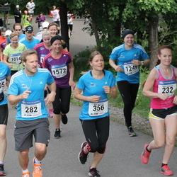 Helsinki Half Marathon - Sanna Haikonen (232), Lauri Heinonen (282), Kati Huhtinen (356), Reija Randen-Brady (1195), Sinikka Roikonen (1249)