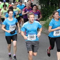 Helsinki Half Marathon - Lauri Heinonen (282), Kati Huhtinen (356), Reija Randen-Brady (1195)