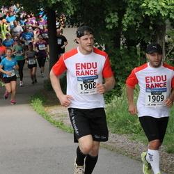 Helsinki Half Marathon - Marcus Vänttinen (1908), Jaakko Dahlbacka (1909)
